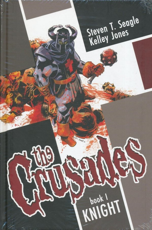CRUSADES VOL 01 KNIGHT HC