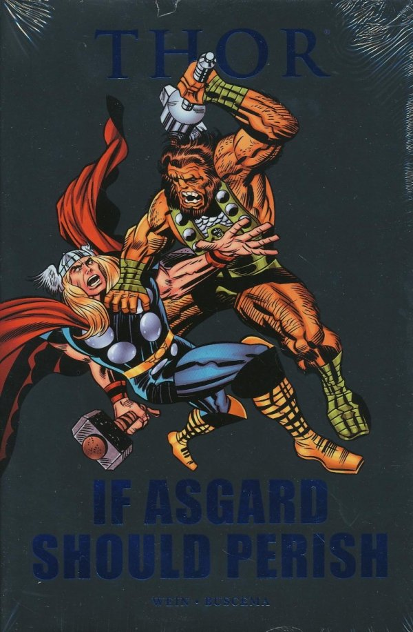 THOR IF ASGARD SHOULD PERISH HC (STANDARD COVER)
