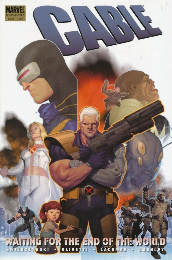 CABLE VOL 02 WAITING FOR THE END OF THE WORLD HC *