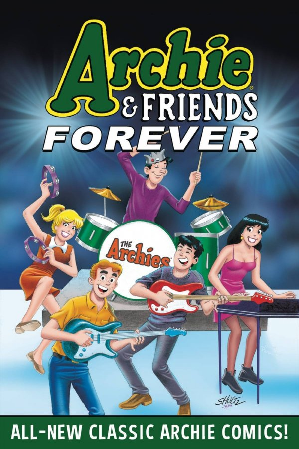 ARCHIE AND FRIENDS FOREVER TP *