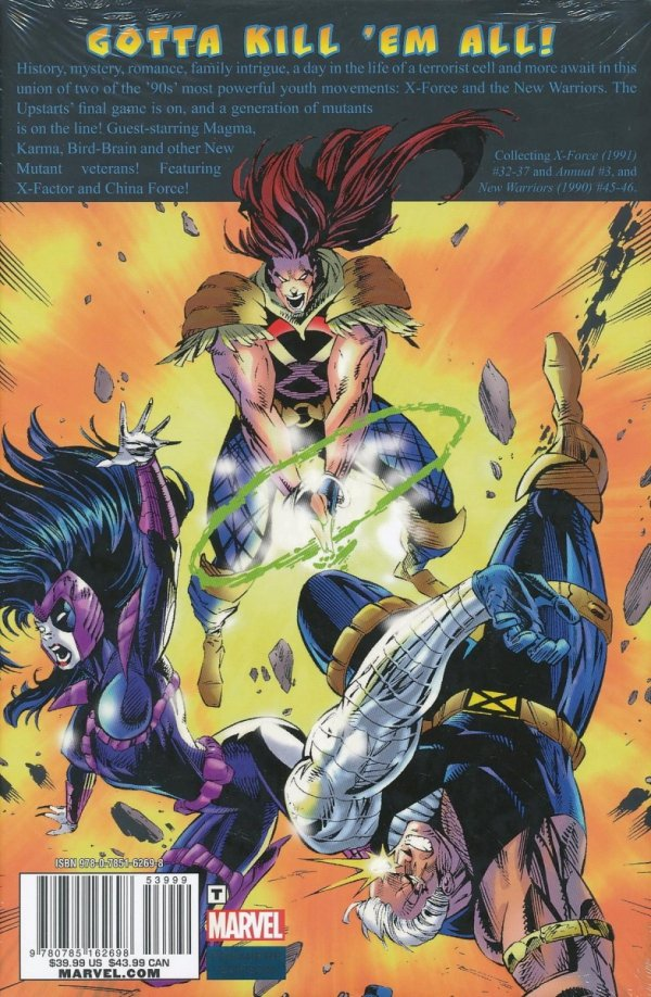 X-FORCE CHILDS PLAY HC (STANDARD COVER)