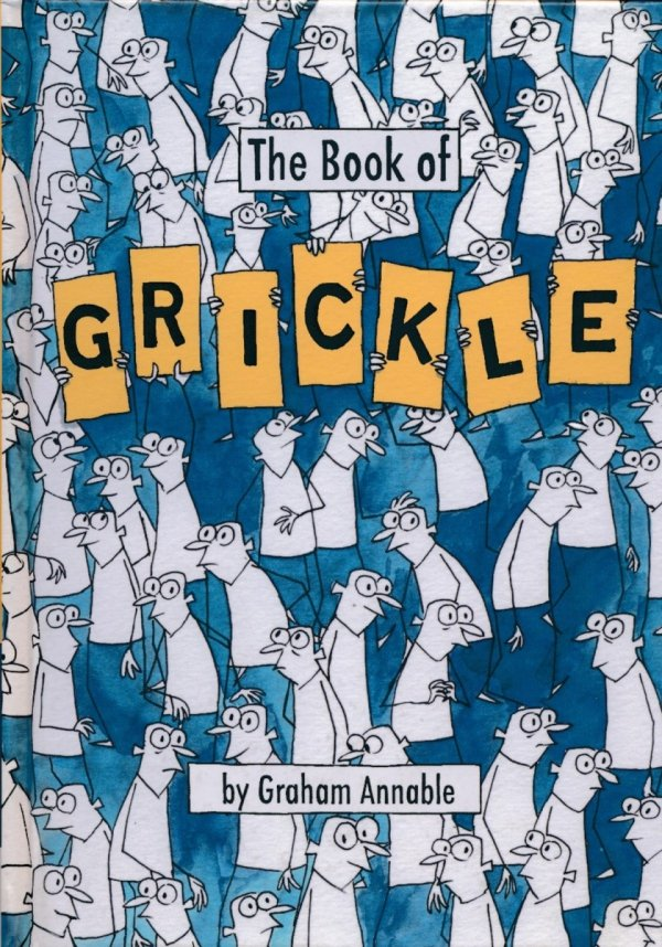 BOOK OF GRICKLE HC