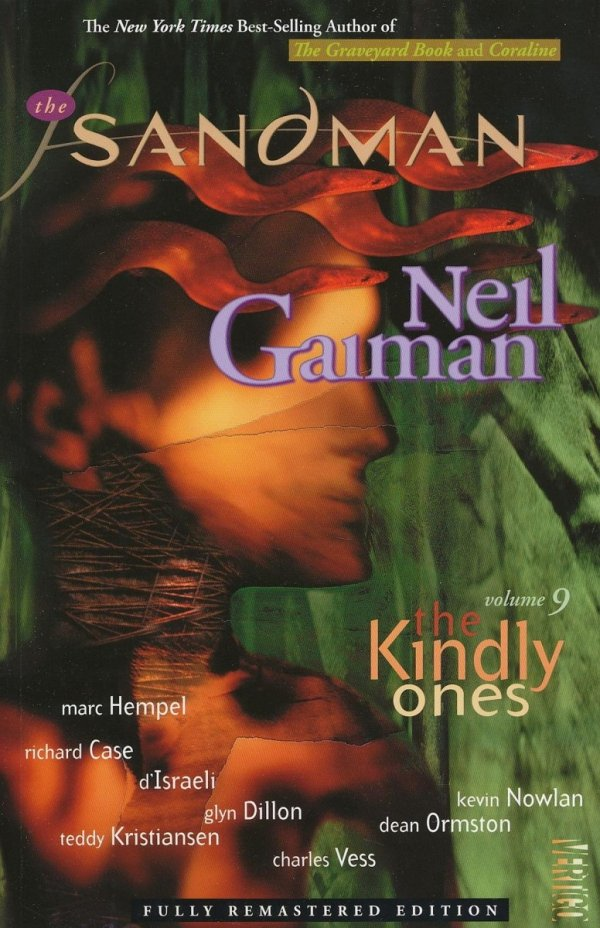 SANDMAN VOL 09 THE KINDLY ONES SC (OLD EDITION)