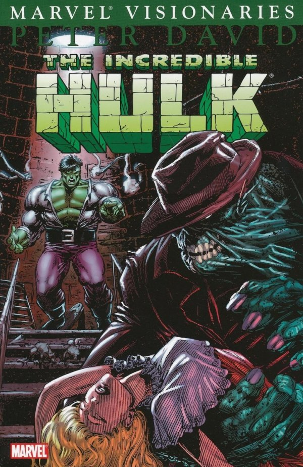HULK VISIONARIES PETER DAVID VOL 07 SC *
