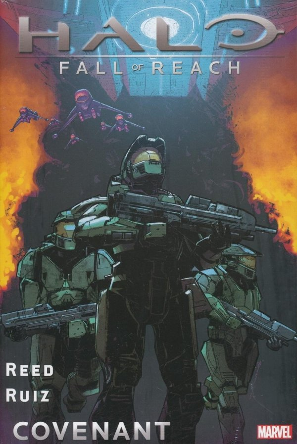 HALO FALL OF REACH COVENANT HC *