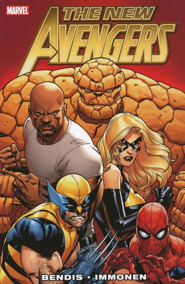 NEW AVENGERS BY BRIAN MICHAEL BENDIS TP VOL 01