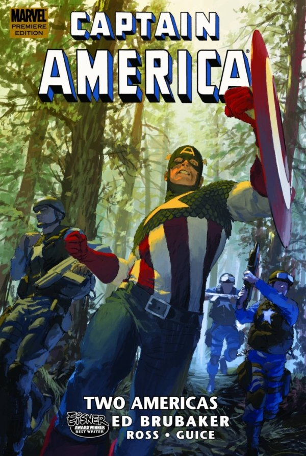 CAPTAIN AMERICA TWO AMERICAS HC **