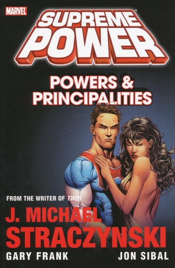 SUPREME POWER TP POWERS & PRINCIPALITIES
