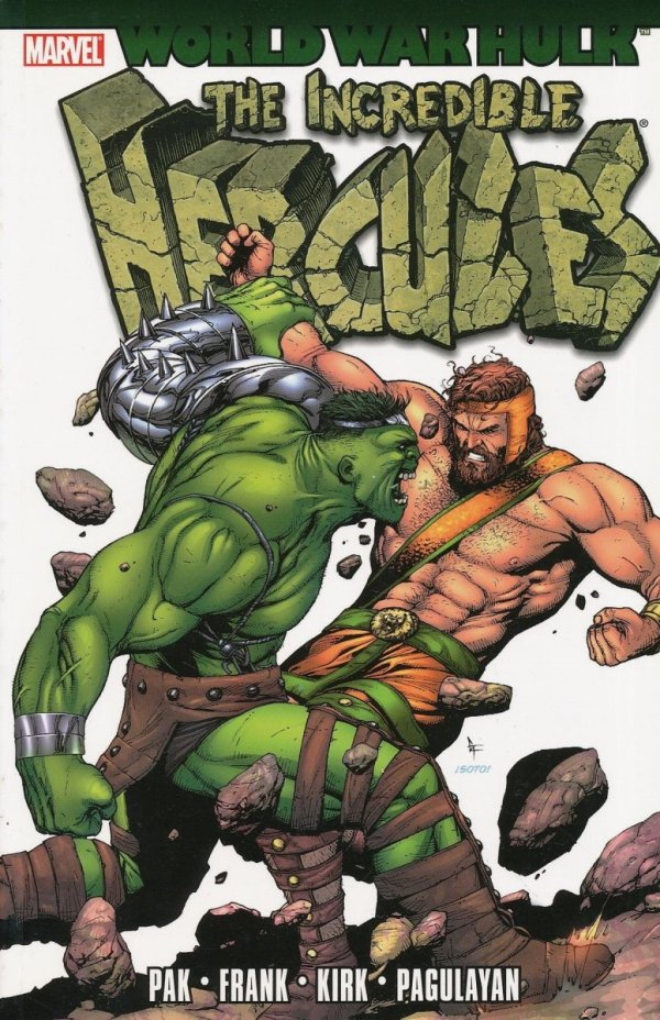 HULK WWH THE INCREDIBLE HERCULES SC *