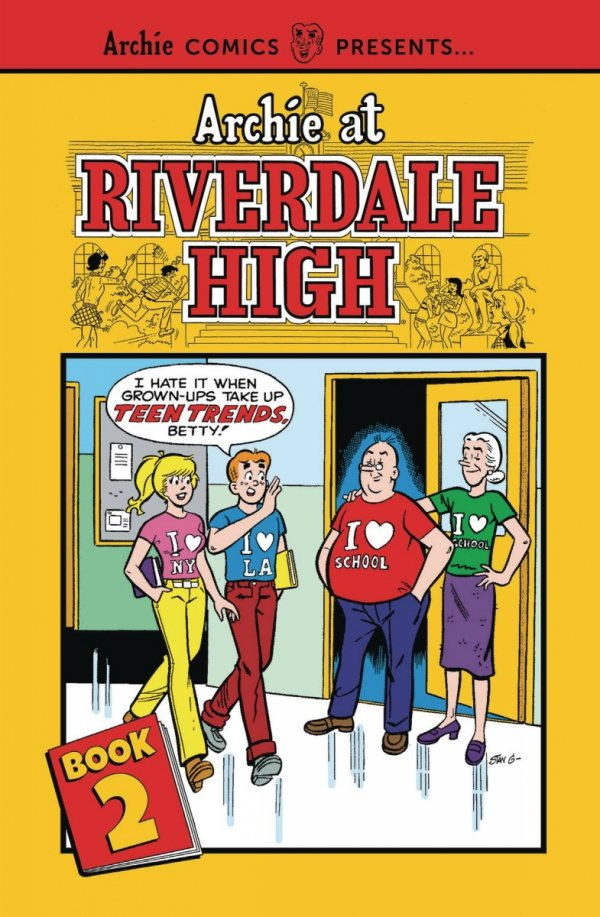 ARCHIE AT RIVERDALE HIGH VOL 02 SC **