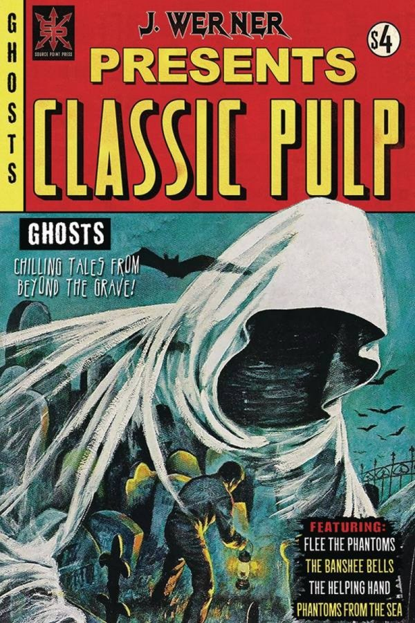 CLASSIC PULP GHOSTS ONESHOT