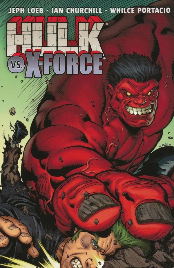 HULK VOL 04 VS X-FORCE SC