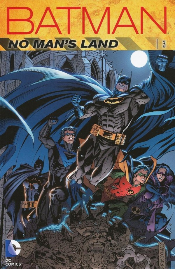 BATMAN NO MANS LAND VOL 03 SC (2012 EDITION)