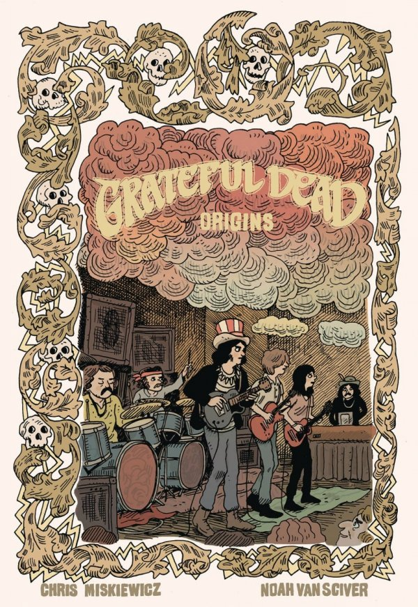GRATEFUL DEAD ORIGINS GN VOL 01 *