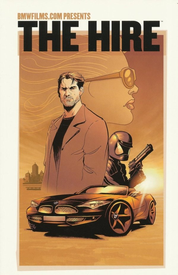 BMW FILMS PRESENTS THE HIRE TP