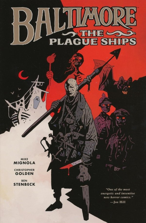 BALTIMORE HC VOL 01 PLAGUE SHIPS *