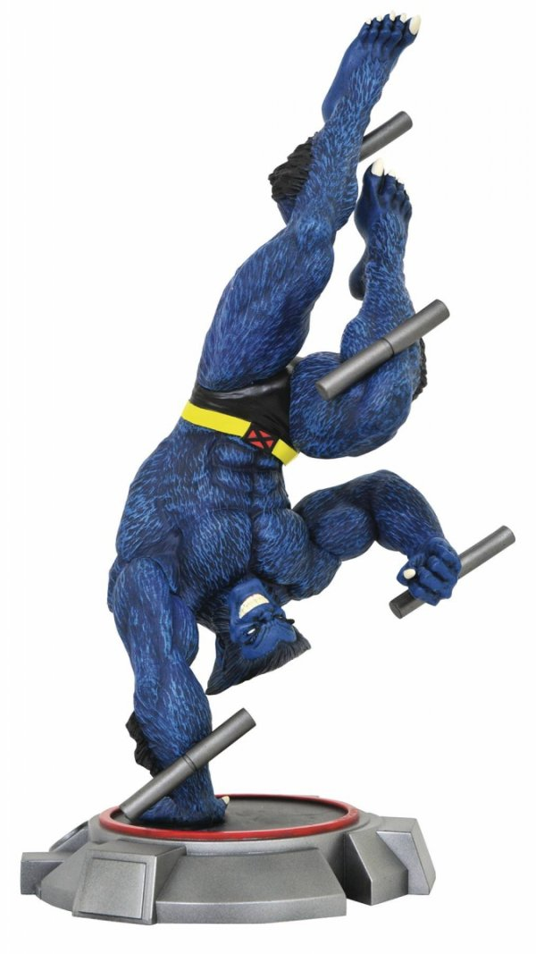 MARVEL GALLERY BEAST COMIC PVC STATUE