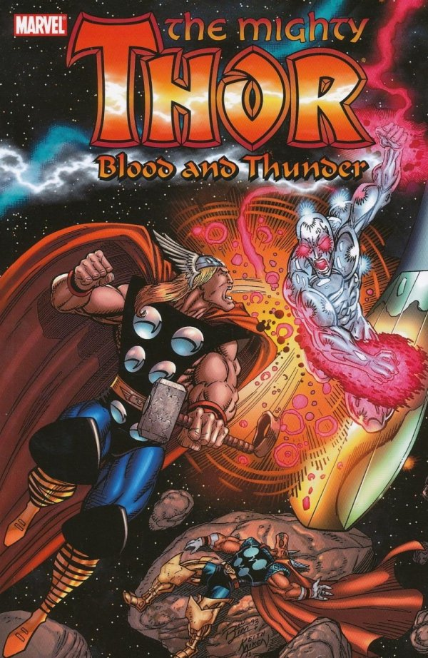 THOR TP BLOOD AND THUNDER