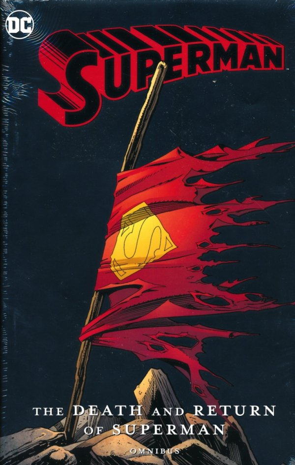 SUPERMAN THE DEATH AND RETURN OF SUPERMAN OMNIBUS HC (NEW EDITION)
