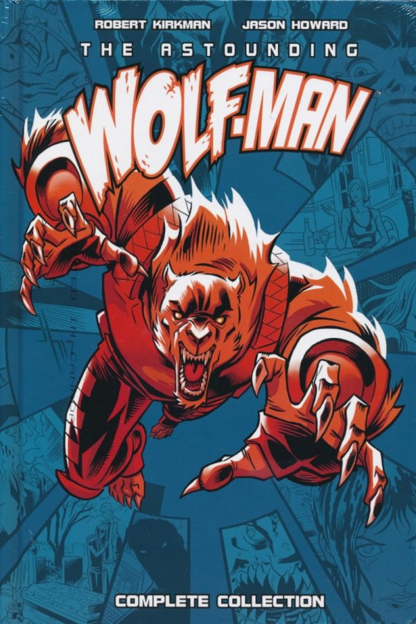 ASTOUNDING WOLF-MAN COMPLETE COLLECTION HC