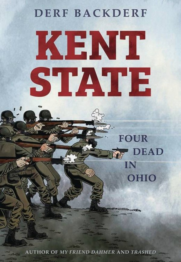KENT STATE FOUR DEAD IN OHIO GN *