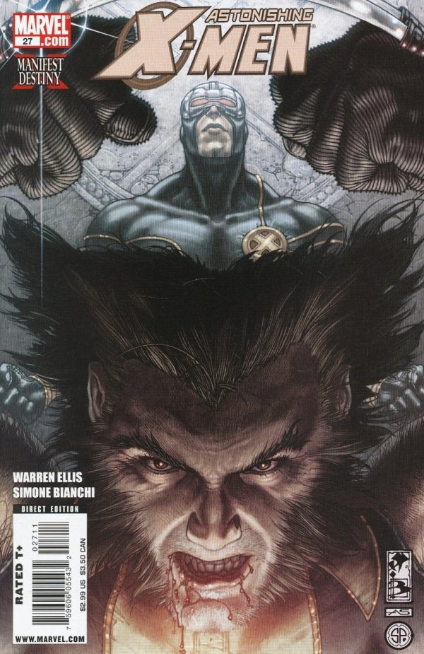 ASTONISHING X-MEN #27