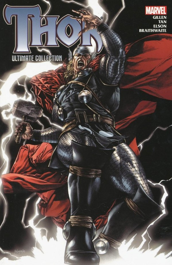 THOR BY KIERON GILLEN ULTIMATE COLLECTION TP