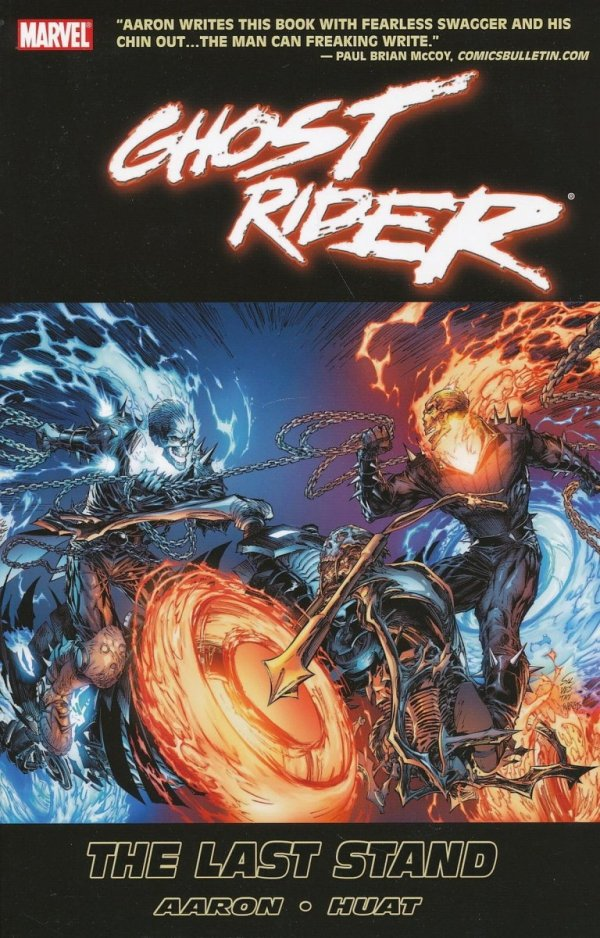 GHOST RIDER THE LAST STAND SC *