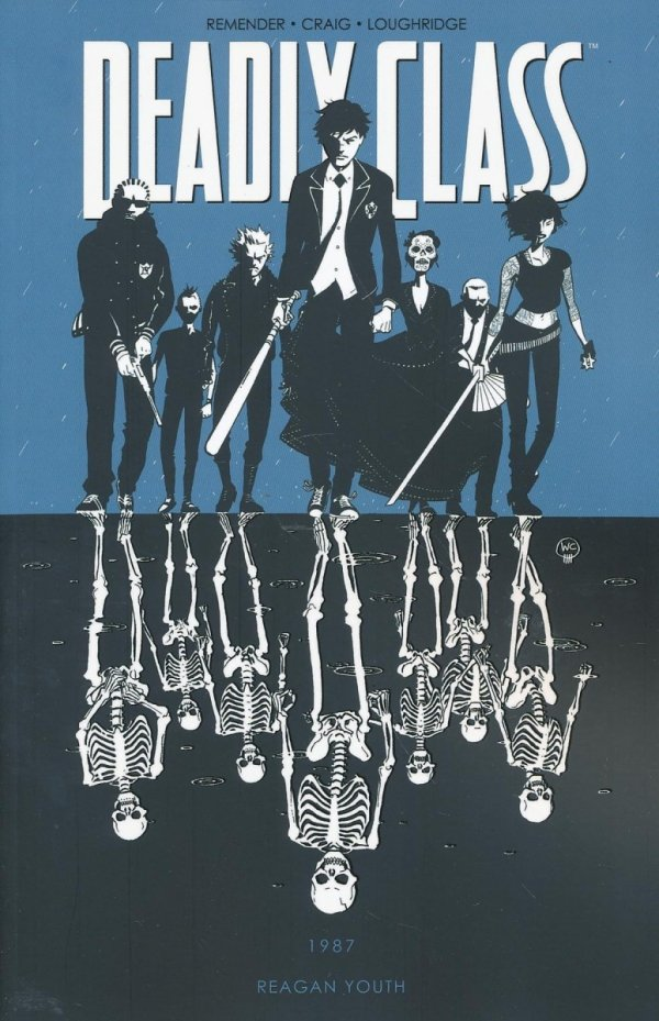 DEADLY CLASS VOL 01 SC (STANDARD COVER)