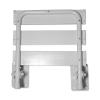 Krzesełko Prysznicowe dla Niepełnosprawnych Uchylne białe fi25