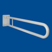 Uchwyt Uchylny dla Niepełnosprawnych 70 cm biały fi25