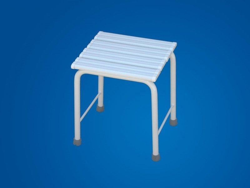 Taboret Prysznicowy dla Niepełnosprawnych biały fi25