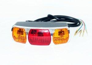 Lampa tylna do roweru elektrycznego CB1 250W/36V