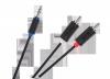 Kabel Jack 3.5-2RCA 1.8m Cabletech standard