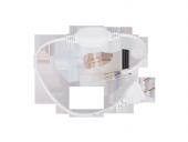 Kabel zasilający z prostownikiem do sznura LED0144, LED0145
