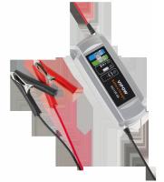 Ładowarka do akumulatorów kwasowo - ołowiowych  3 etapowa 6V/ 12V 6A
