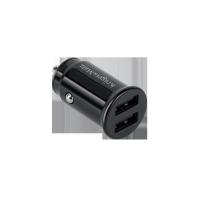 Ładowarka samochodowa Kruger&Matz dual USB 3100 mA