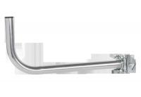 Uchwyt SAT czołowy/balkonowy 60cm