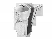 Lampa rowerowa przednia (montaż do widelca)