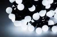 Lampki choinkowe LED, kolor zimny biały (20 m)