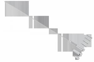 Antena samochodowa Sunker maszt M2
