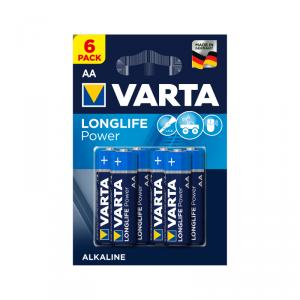 Bateria alkaliczna VARTA LR06 LONGLIFE 6szt./bl.