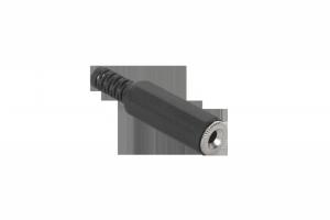 Gniazdo Jack 3.5mm st.kabel Cabletech