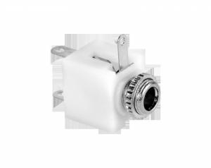 Gniazdo Jack 3.5mm stereo kwadrat Cabletech