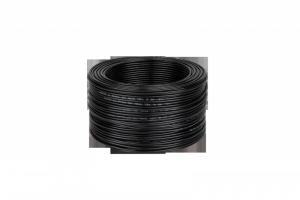 Kabel koncentryczny RG174 50 Ohm 100m czarny