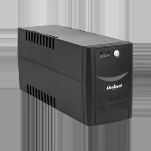 UPS REBEL model Micropower 600 ( offline, 600VA / 360W , 230 V , 50Hz )