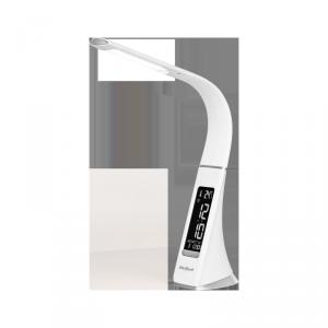 Lampa Led na biurko z wyświetlaczem  (temperatura, czas)