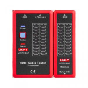 Tester kabli HDMI Uni-T UT681HDMI
