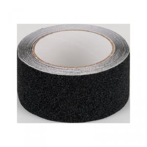 Taśma antypoślizgowa REBEL (0,75 mm x 50 mm x 5 m) czarna