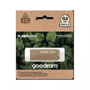 Pendrive Goodram USB 3.0 64GB ECO FRIENDLY